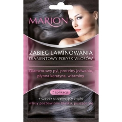 Marion Hair Lamination Treatment Dull and Frizzy Hair 2 x 10 ml