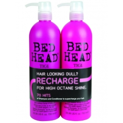 Tigi Bed Head Re-Charge Tweens Shampoo 750 ml + Conditioner 750 ml