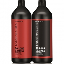 Matrix Total Results Repair Zestaw Szampon 1000 ml + Odżywka 1000 ml
