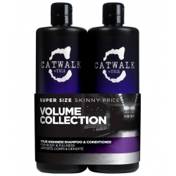 Tigi Catwalk Your Highness Elevating Tweens Shampoo 750 ml + Conditioner 750 ml