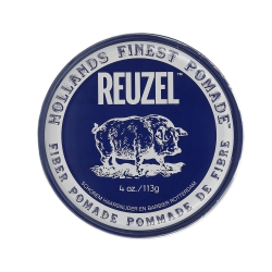 REUZEL Fiber Pomade Firm and Pliable Low Shine Water Soluble 113g