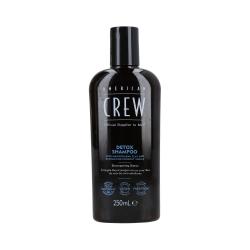 American Crew - Detox Shampoo | 250 ml.