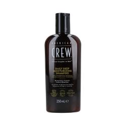 American Crew - Daily Deep Moisturising Shampoo | 250 ml.