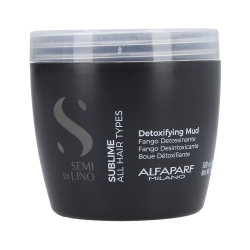 ALFAPARF SEMI DI LINO SUBLIME Detoxifying Mud Mask 500ml