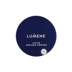 LUMENE Matte Pressed Powder 0 Translucent 10g