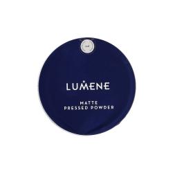 LUMENE Matte Pressed Powder 1 Classic Beige 10g