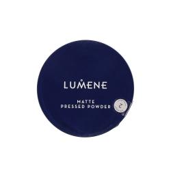 LUMENE Matte Pressed Powder 2 Soft Honey 10g