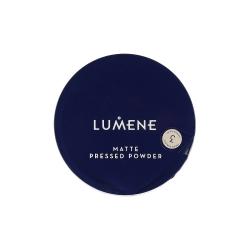 LUMENE Matte Pressed Powder 3 Fresh Apricot 10g