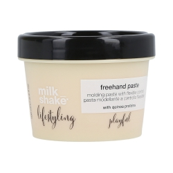 MILK SHAKE LIFESTYLING FREEHAND PASTE Molding paste with flexible control Playful 100ml