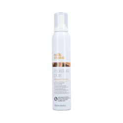 MILK SHAKE MOISTURE PLUS WHIPPED CREAM no rinse moisturizing foam for dry hair 200ml