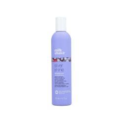 MILK SHAKE SILVER SHINE SHAMPOO specific shampoo for blond or grey hair 300ml