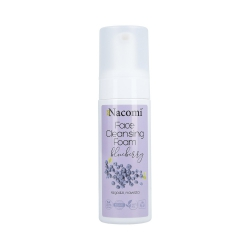 NACOMI Face Cleansing Foam Blueberry 150ml