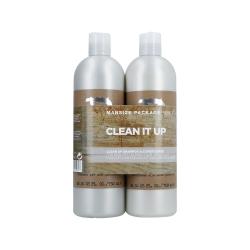 TIGI BED HEAD FOR MEN Clean Up Tweens Shampoo + Conditioner for Men 2x750ml