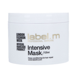 LABEL.M INTENSIVE MASK Deep conditioning for hair healing 120ml