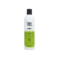 REVLON PROYOU CURL MOISTURIZING Moisturising shampoo for curly hair 350ml