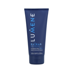 LUMENE MEN RAIKAS Hydrating 2w1 Body & Hair Wash 200ml