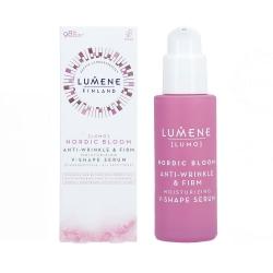 LUMENE NORDIC BLOOM LUMO Anti-wrinkle & Firm Moisturizing V-Shape Serum 30ml