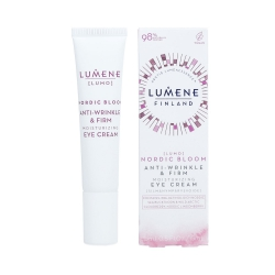 LUMENE NORDIC LUMO Anti-wrinkle & Firm Moisturizing Eye Cream 15ml