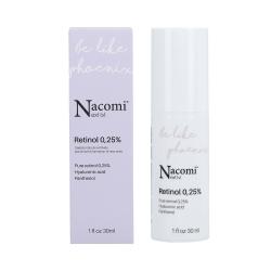 NACOMI NEXT LEVEL BE LIKE PHOENIX Retinol 0,25% 30ml