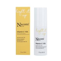 NACOMI NEXT LEVEL LIGHT IT UP Vitamin C 15% 30ml