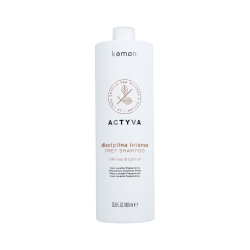 KEMON ACTYVA DISCIPLINA INTENSA Prep Shampoo 1000ml