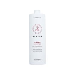 KEMON ACTYVA P FACTOR Shampoo against hair loss 1000ml