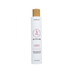 KEMON ACTYVA P FACTOR Shampoo against hair loss 250ml