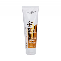 REVLON REVLONISSIMO 45 DAYS Intense Coppers Colour-maintaining Shampoo and Conditioner set 275ml