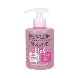 REVLON EQUAVE KIDS Princess Look Shampoo for Kids 300ml