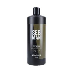 SEBASTIAN SEB MAN THE BOSS Thickening shampoo 1000ml