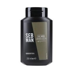 SEBASTIAN SEB MAN THE BOSS Thickening shampoo 250ml