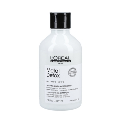 L'OREAL PROFESSIONNEL METAL DETOX Shampoo for colour-treated hair 300ml