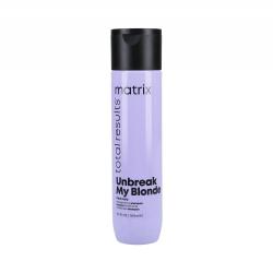 MATRIX TOTAL RESULTS Unbreak My Blonde Shampoo 300ml
