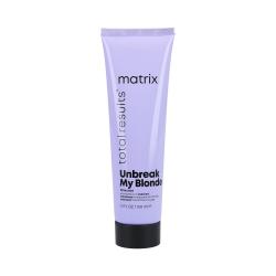 MATRIX TOTAL RESULTS Unbreak My Blonde Rinse-free 150ml