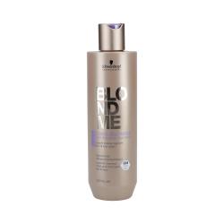 SCHWARZKOPF PROFESSIONAL BLONDME Cool Me Blonde Purple Shampoo 300ml