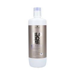 SCHWARZKOPF PROFESSIONAL BLONDME Cool Me Blonde Purple Shampoo 1000ml