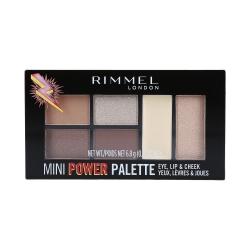 RIMMEL MINI POWER Palette 002 Sassy 7.82g