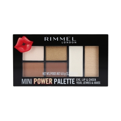 RIMMEL MINI POWER Palette 001 Fearless 6.8g