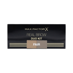 MAX FACTOR REAL BROW DUO KIT 01 Fair
