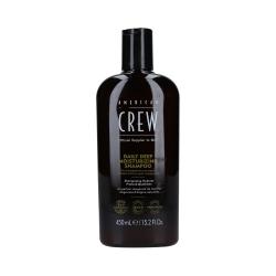 American Crew - Daily Deep Moisturising Shampoo | 450 ml.
