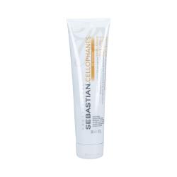 SEBASTIAN CELLOPHANES Hair gloss coloured hair treatment Vanilla Blond 300ml