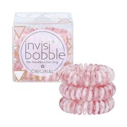 INVISIBOBBLE ORIGINAL Hair Ties Marblelous Pinkerbell 3 pcs