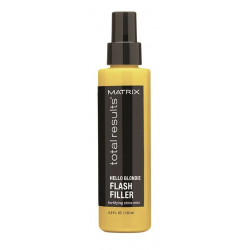 Matrix Total Results Hello Blondie Flash Filler Fortifying Shine Mist 125 ml