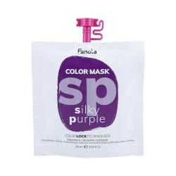 FANOLA COLOR Mask Silky Purple 30ml