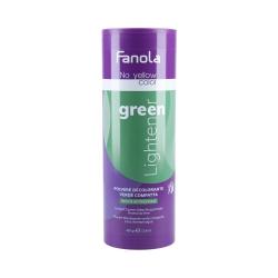 FANOLA NO YELLOW Green Lightener 450g