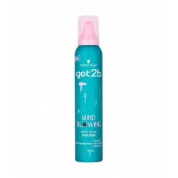 GOT2B MIND BLOWING QUICK SHAPE MOUSSE 200ML