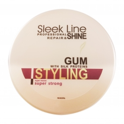 Stapiz Sleek Line Styling Gum with Silk Proteins 150 g