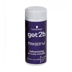 GOT2B POWDER'FUL VOLUMISING STYLING POWDER 10G
