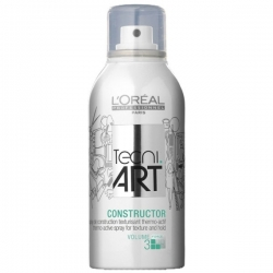 L'Oreal Professionnel Tecni-Art Constructor Thermoactive Fixing Spray 150 ml