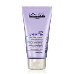 L'OREAL PROFESSIONNEL Liss Unlimited Thermal Smoothing Cream 150 ml